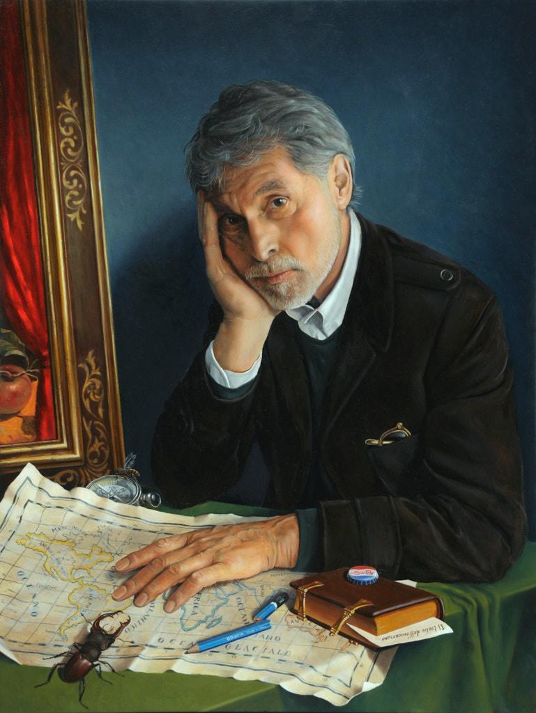famous gallerist Gian Enzo Sperone
